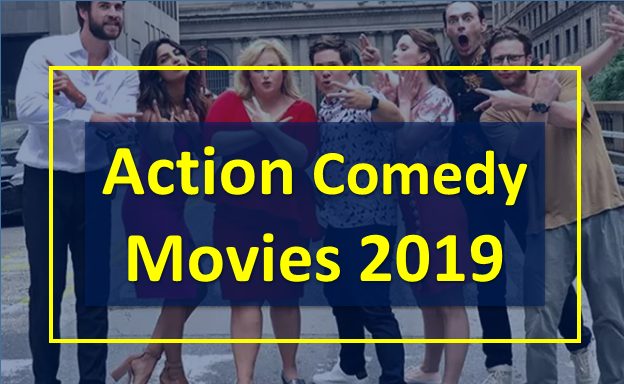 ,Action Comedy New  2019 Movies,The Upside,Happy Death Date 2U,The Beach Bum,Isn`t It Romantic ,The Hustle .Top 7Best Comedy Movies 2019