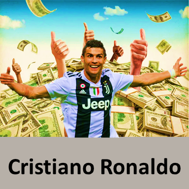Richest Footballers In The World,Top 7 Richest Footballers of The world are Cristiano Ronaldo-net worth $230mln.....to Samuel Eto`o-net wort $95mln