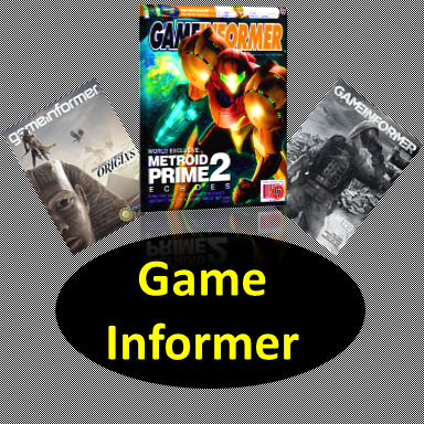 Game Informer,  Most Popular Magazines in 2019,Top 7best Magazines of 2019