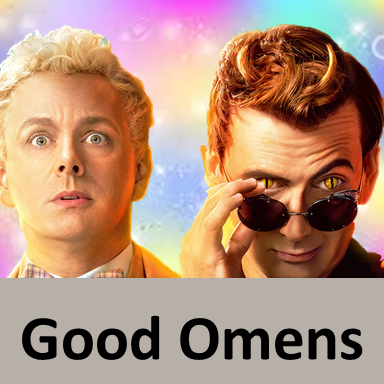 Good Omens,  New TV shows in 2019 are Black Monday,First Wives Club,Good Omens,What We Do In The Shadows,The Witcher,City On A Hill,Watchmen