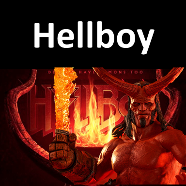 Hellboy, Horror Movies 2019,Top 7 Best Anticipated Horror Movies 2019,Happy Death Day 2U,Us,Pet Sematary,Hellboy,The Curse Of La Llorona,47 Meters Down: Uncaged