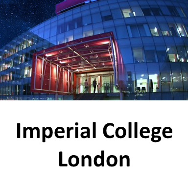 Imperial College London, ,Ecile Polytechnique Federal De Lausanne,Swiss Federal Institute Of Technology,California Institute Of Technology