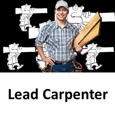 Lead Carpenter,  jobs That Do Not Need A College Degree,Top Best Jobs Without Degree 2019,Margin Department Supervisor,Director Of Security,Landscape Architect.