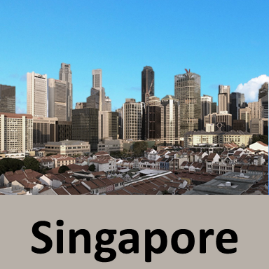 Singapore, Singapore, best cities to travel in 2019