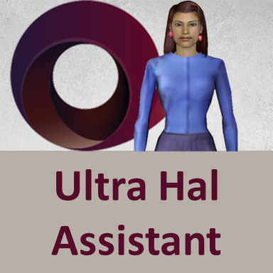 Ultra Hal Assistant, Artificial Intelligence Softwares In 2019