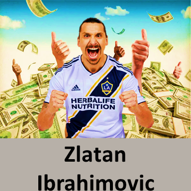 Zlatan Ibrahimovic-net worth $114mln