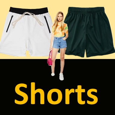 fashion trends, Shorts