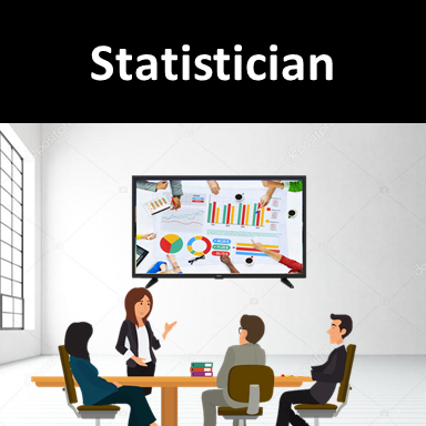 statistician, Best paying jobs 2019, Life changing jobs