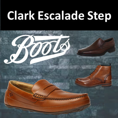 Clark Escalade Step