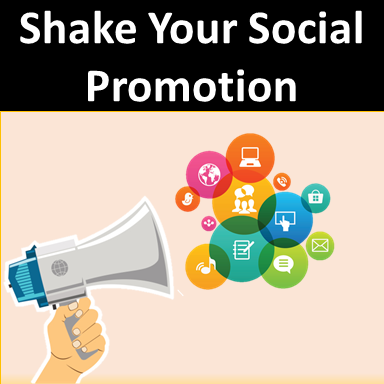 Shake Your Social Promotion