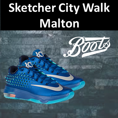 Sketcher City Walk Malton