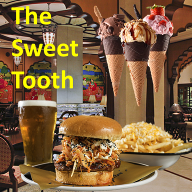 The Sweet Tooth,  Best Cheap Restaurants In Lahore In 2019, The Pantry by the Polo Lounge,Eataly Ristorant, The wok,The Sweet Tooth, Mouthful,The Brasserie.