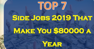 Top 7 Side Jobs 2019 That Make You $80000 a Year,Side jobs online,Chegg,Red Butler,Vipkid,Usertesting,The social element,Testing time,Belay