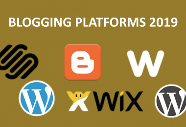 Top 7 Best Free Blogging Platforms 2019,Top blogging sites for professional and personal blog sites. WordPress.org, Medium, Jimdo, Joomla, Penzu, Ghost.